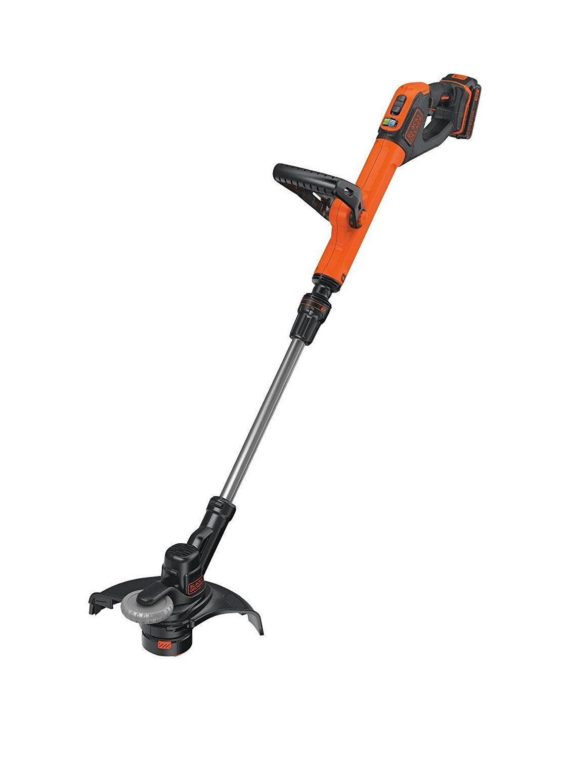 black and decker cordless strimmer