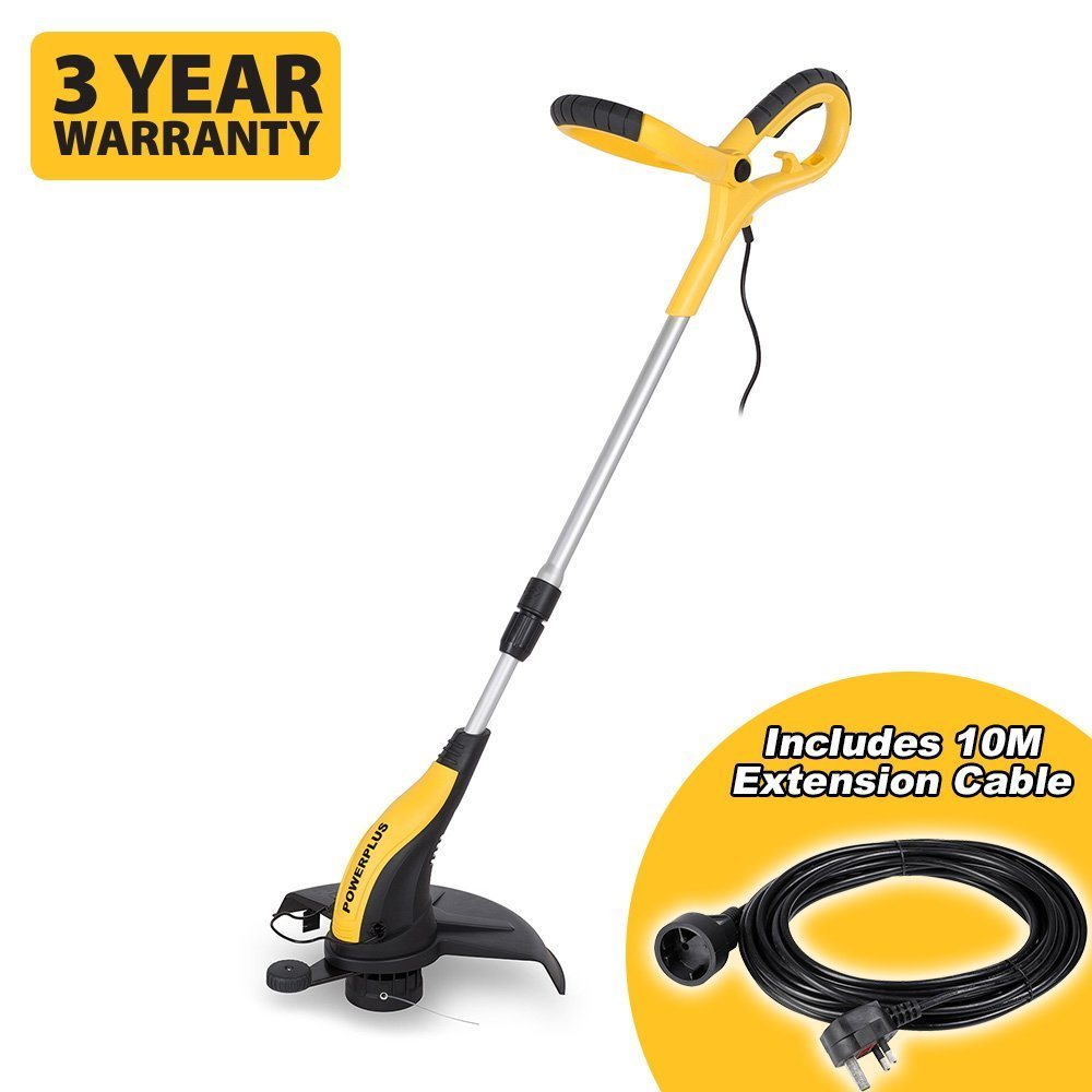 powerplus grass trimmer