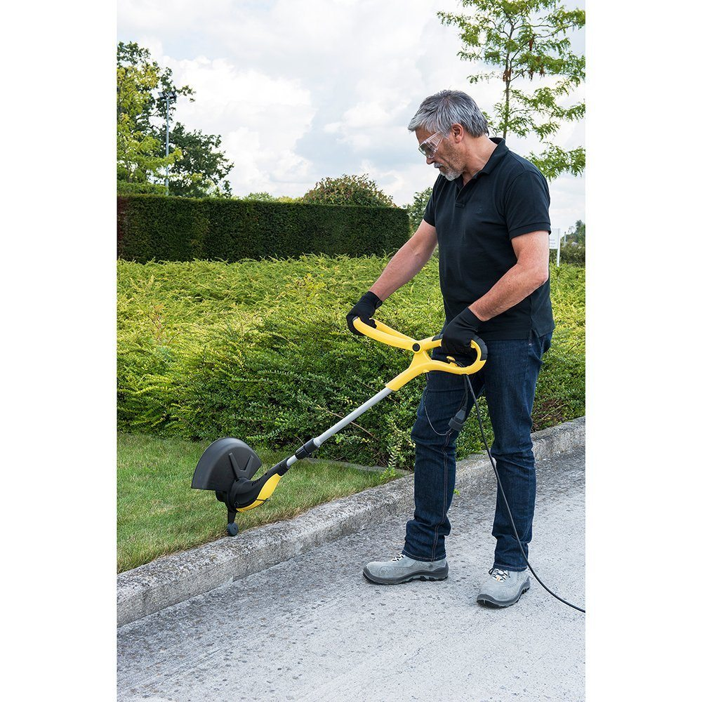 powerplus-electric-grass-trimmer