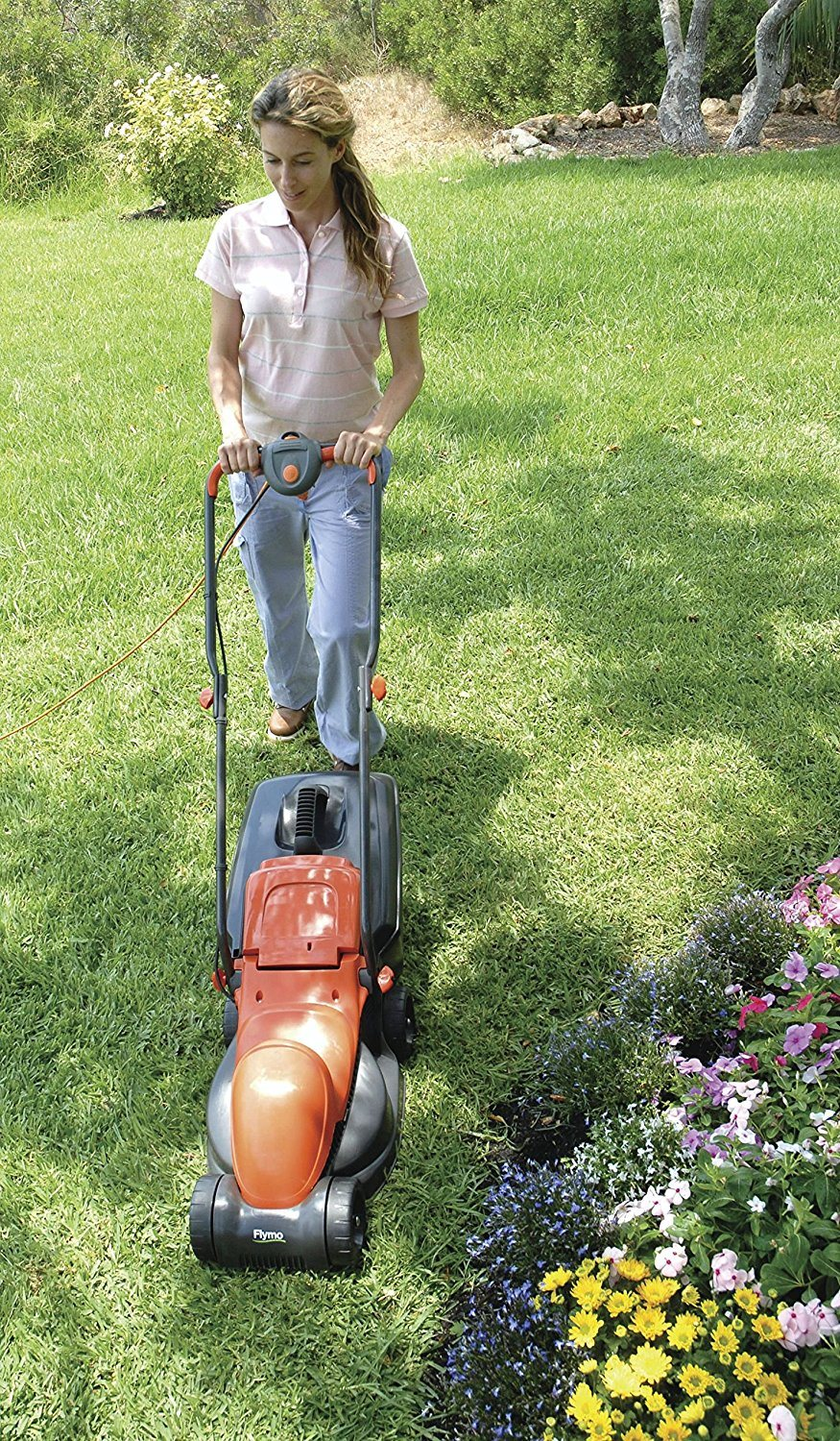 buying a lawnmower