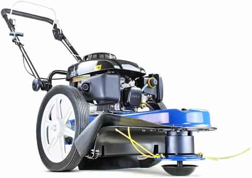 petrol wheeled grass trimmer reviews