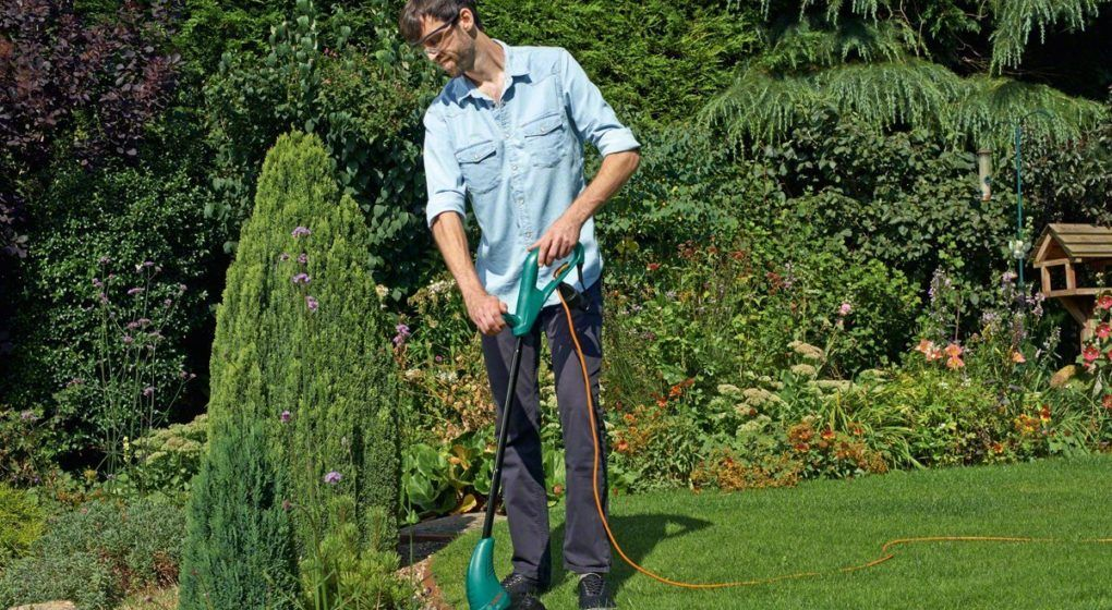 Bosch Corded Strimmer