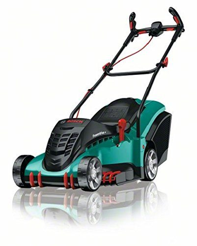 electric lawnmowers reviews uk