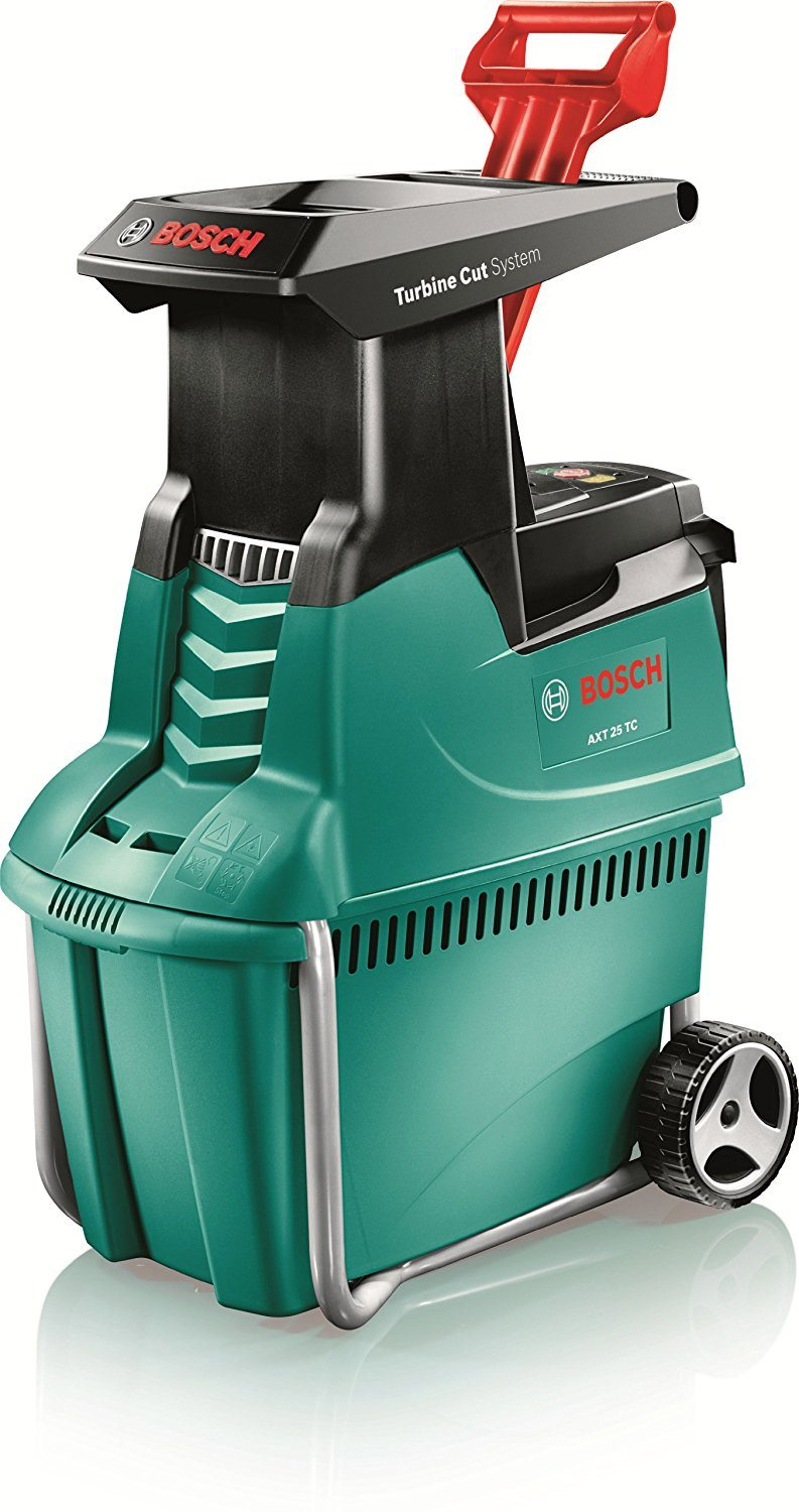 bosch axt 25 tc quiet shredder review grass trimmer reviews. Black Bedroom Furniture Sets. Home Design Ideas