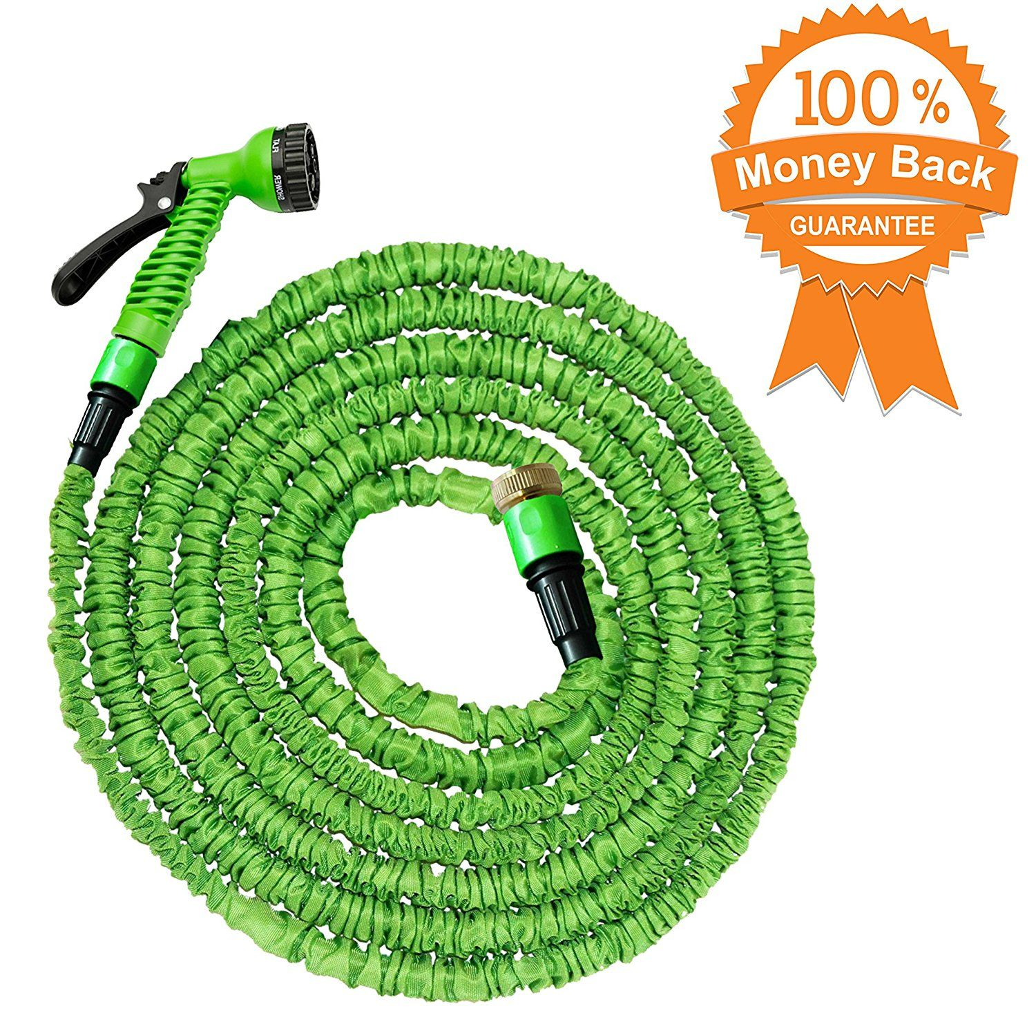 100 Ft Expandable Garden Hose Pipe Grass Trimmer Reviews
