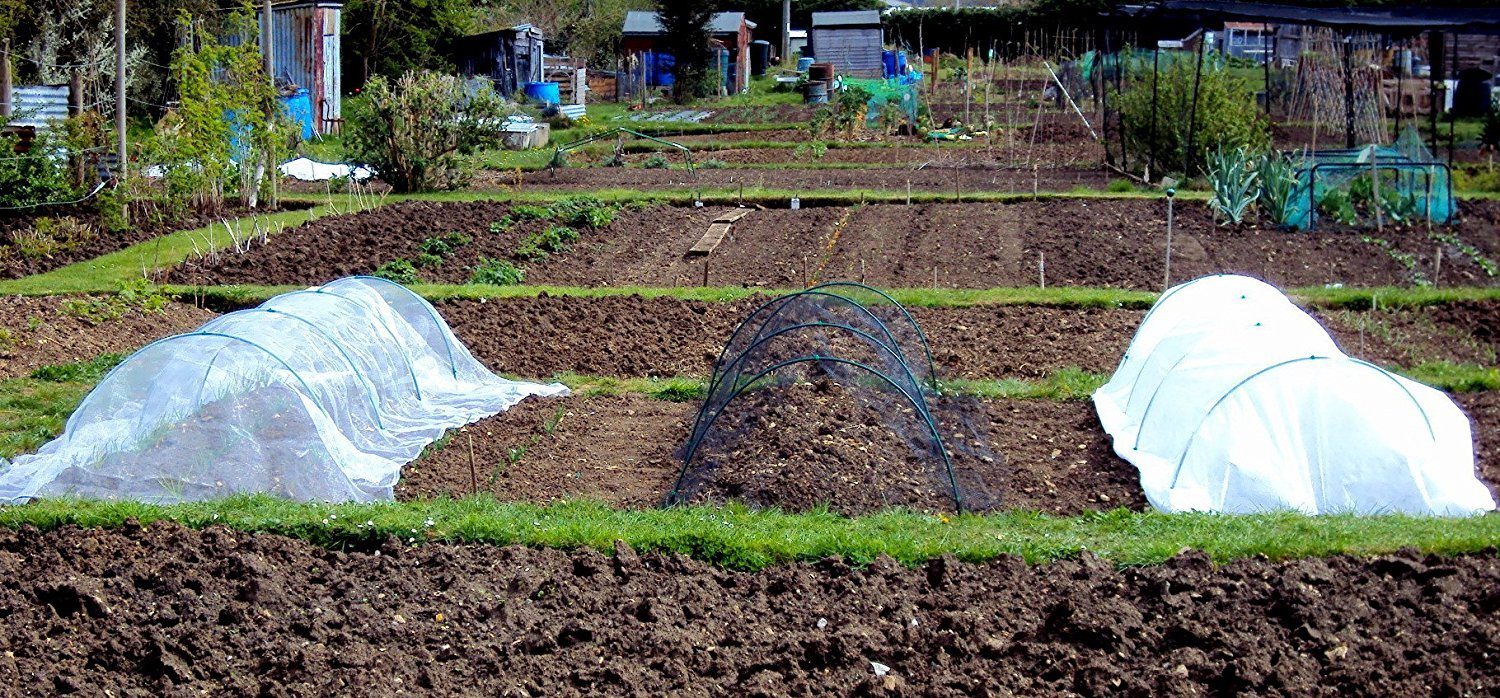 Garden Hoop Tunnel Kits