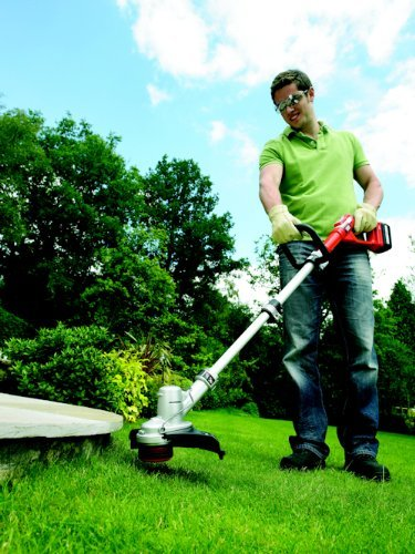 BLACK+DECKER 36 V Lithium-Ion Strimmer with 2 Ah Battery