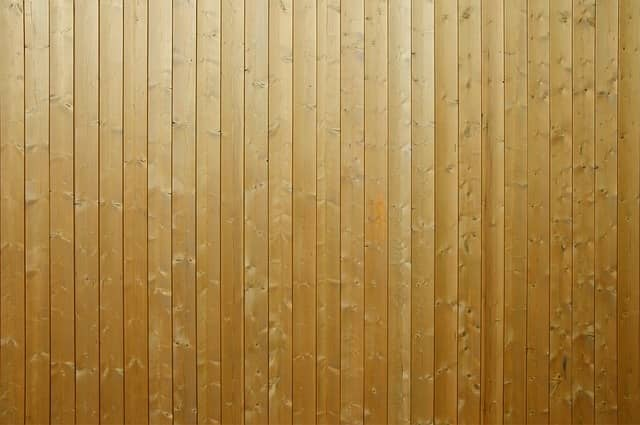 how to install a close board fence