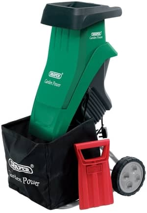 draper 35900 garden shredder review