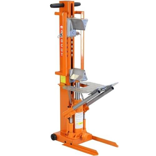 vertical log splitter