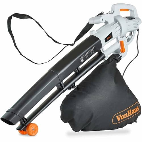 vonhaus 3 in 1 leaf blower review