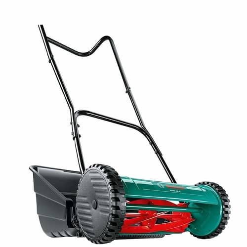 Bosch AHM 38 G Manual Garden Lawnmower UK Review