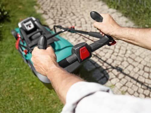 Bosch Rotak 370 Lawmower Specification