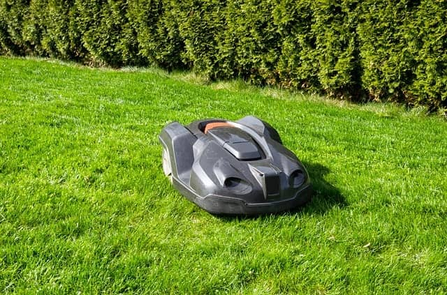 robotic lawnmower