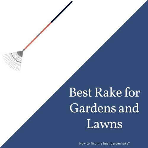 garden rake UK reviews