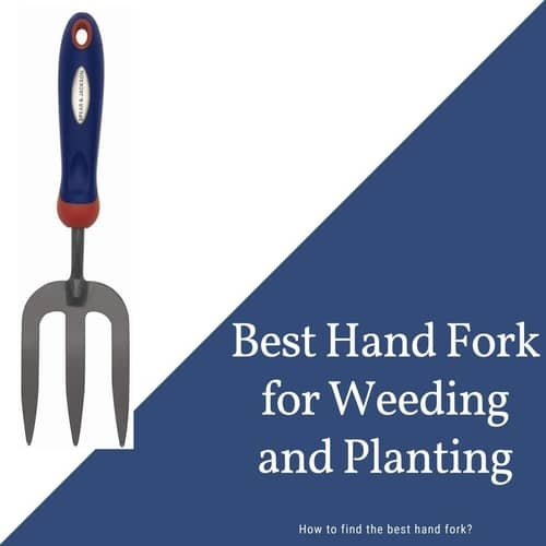 garden hand fork reviews