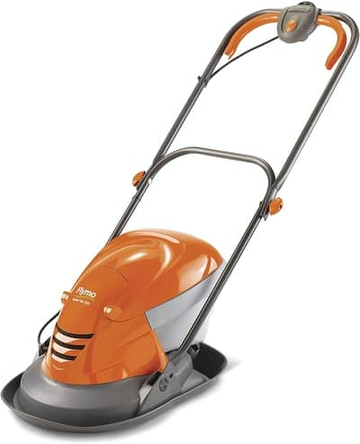 Flymo Hover Vac 250 Electric Hover Collect Lawn Mower review