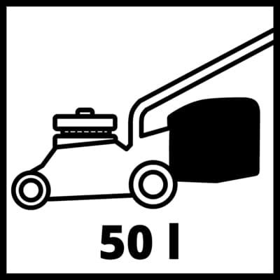 grass box capacity