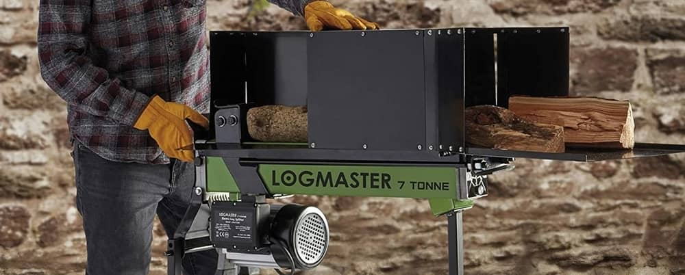 electric log splitter uk reviews