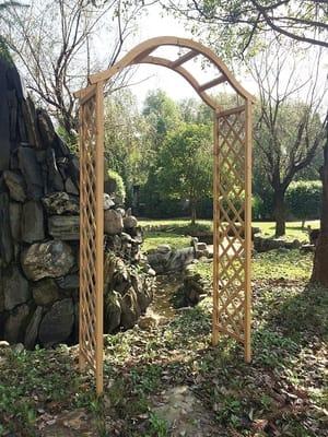 ideas for garden arches