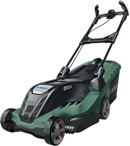 Bosch AdvancedRotak 650 Electric Rotary Lawnmower review