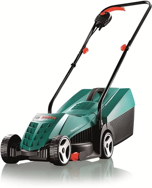 Bosch Rotak 32R Electric Rotary Lawnmower review