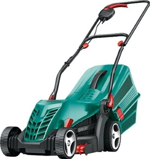 Bosch Rotak 34 R Electric Rotary Lawn Mower review
