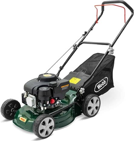 rotary lawnmower petrol