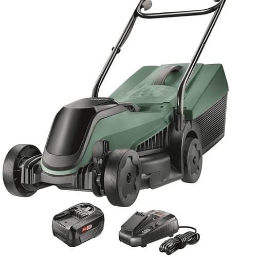 Bosch CityMower 18 Cordless Lawnmower UK Review