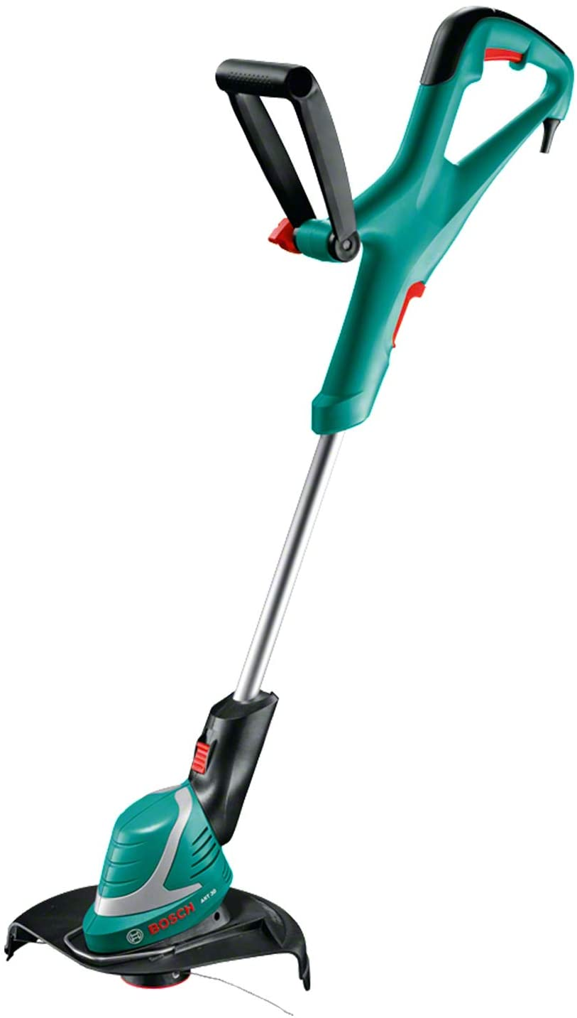Picture of a Bosch strimmer