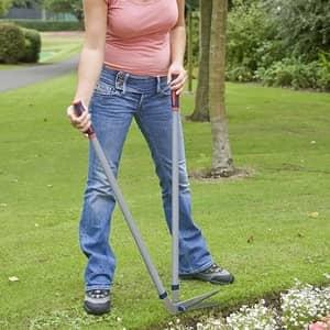 long handled lawn shears