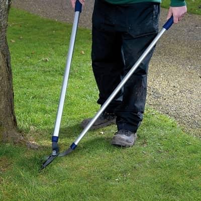 lawn shears (long handles)